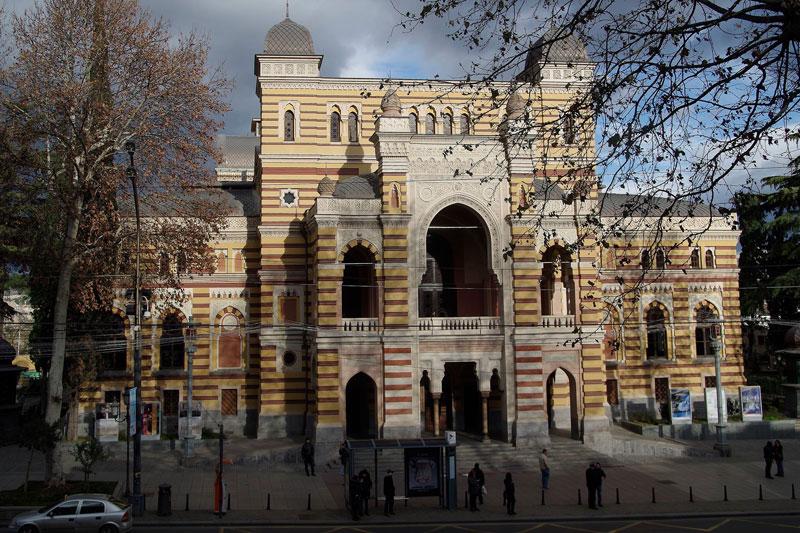 Билеты в театр оперы и балета в тбилиси жар птица театр кукол афиша на